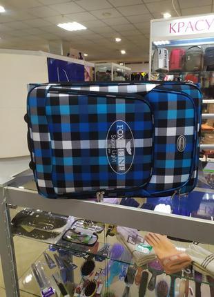 Чемодан маленьктй  ,легкий чемодан - ручная кладь.2 фото