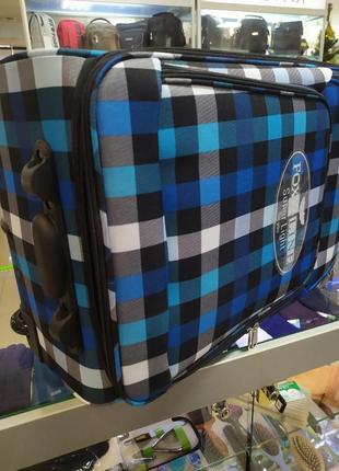 Чемодан маленьктй  ,легкий чемодан - ручная кладь.4 фото
