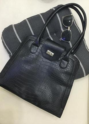Новая сумочка кожзам