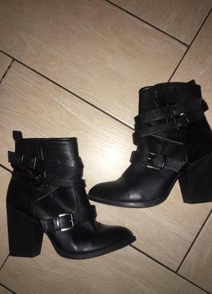 Модные ботинки ботильоны, ботинки ботиночки