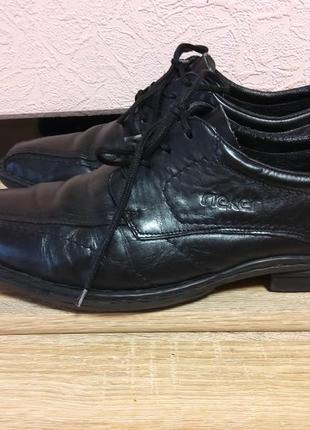 Продам туфли rieker натуральная кожа