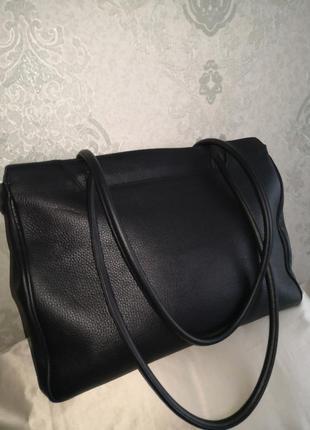 Большая кожаная деловая сумка albert p. австрия👜👜💣💥🔥