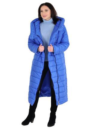 Женская зимняя куртка пуховик одеяло рр 46-66