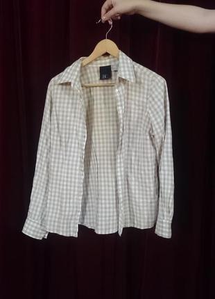 Рубашка в клетку от best connection (bc)
