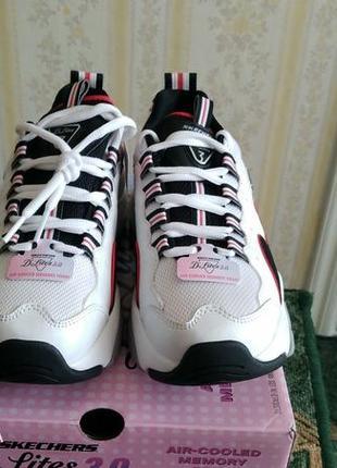 Оригинальные кроссовки skeches d´lites 3. 0