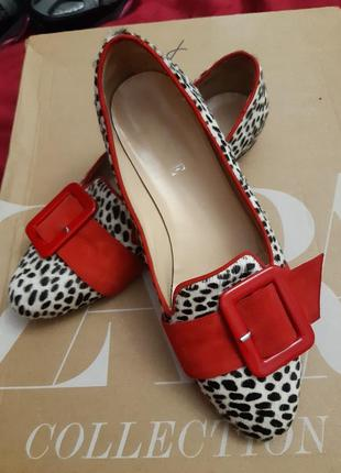 Madeleine фирменниє широкиє туфли оригинал из италии.