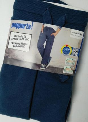 Спортивные штаны для мальчикп на шнурке с 4 карманами pepperts
