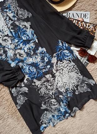 Красивое платье с длинными рукавами/сукня/плаття3 фото
