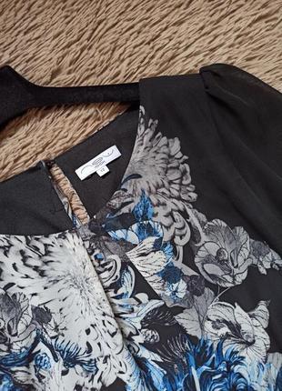 Красивое платье с длинными рукавами/сукня/плаття4 фото