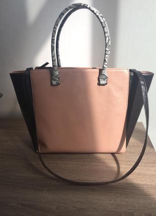 Новая вместительная сумка от h&m