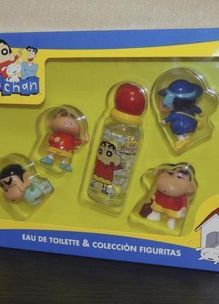 Crayon shin-chan подарочный набор для детей