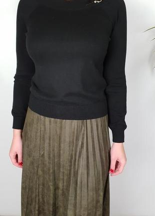 Натуральный свитер ralph lauren p.m