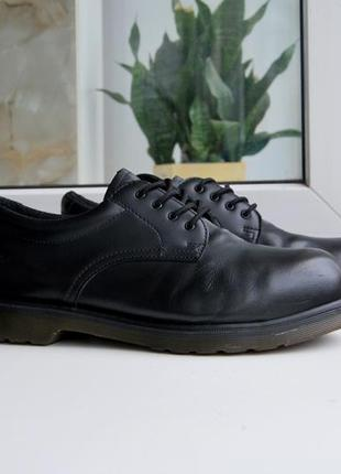 Мужские туфли dr. martens industrial