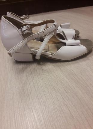 Туфлі блок каблук, 17 см