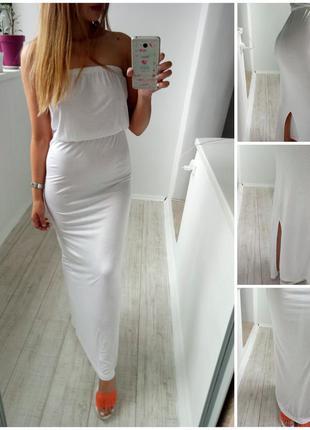 Платье длинное макси asos