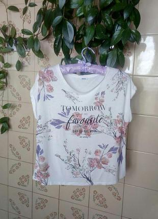 Очень крутая свободная футболка pimkie.