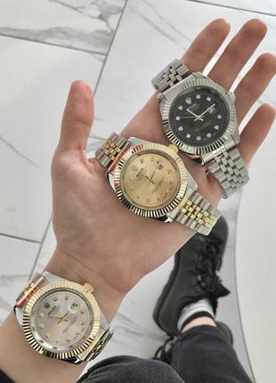 Наручные часы day date