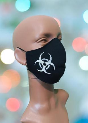 """☣ маска """"химика"""" ☣"""