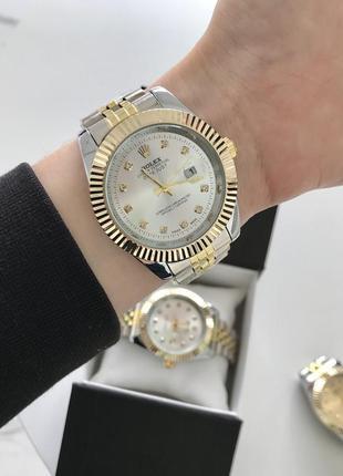 Наручные часы ролех day date
