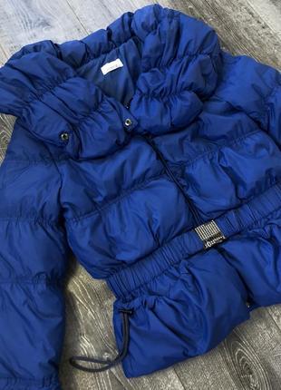 Куртка з натуральним наповнювачем