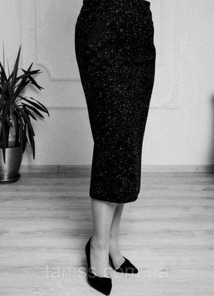 Супертеплая юбка в стиле mango, h&m