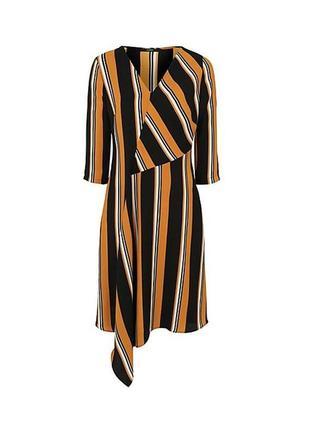 Новое платье с ассиметрией george