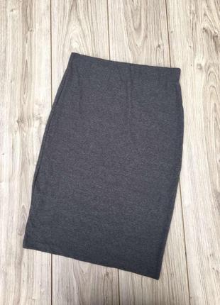 Стильная актуальная юбка massimo dutti шерстяная ёлочка