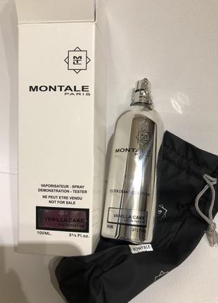 Montale vanilla cake парфюмированная вода (тестер), 100 мл, унисекс