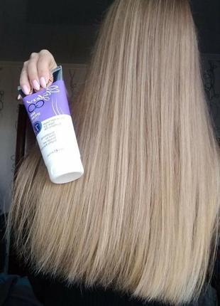 Крем- стайлинг для прямых волос