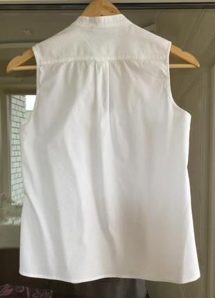 Хлопковая блуза майка kira plastinina