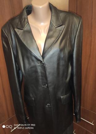 Натуральна шкіра піджак,куртка
