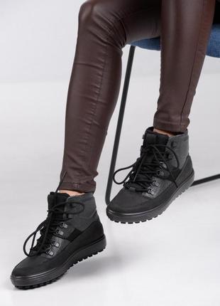 Ботинки ecco soft 7 tred р.38 оригинал