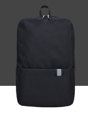 Рюкзак colorful backpack 1196 black