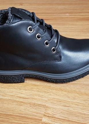 Ооочень стильные ботинки ecco crepetray hybrid р.37 , 40 оригинал