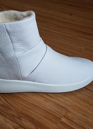 Полусапоги ботинки зимние ecco ukiuk оригинал р.40 hydromax