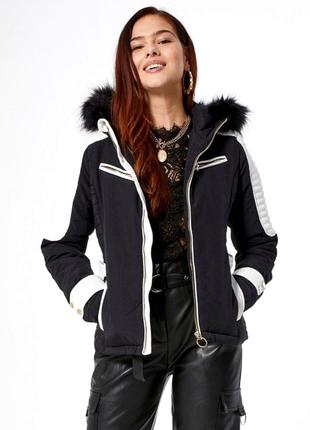 Теплая куртка французского бренда jennyfer