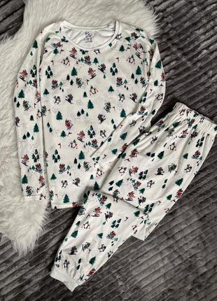 Женская пижама домашний костюм primark