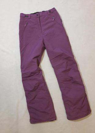Лыжные штаны alive, размер xs/s