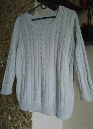 Пуловер кофта джемпер
