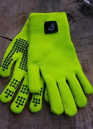 Туристические непромокаемые теплые перчатки sealskinz