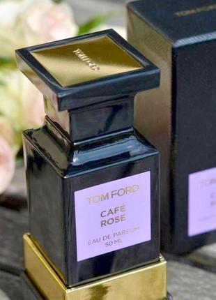 Tom ford cafe rose_original_eau de parfum 3 мл_затест парфюм.вода