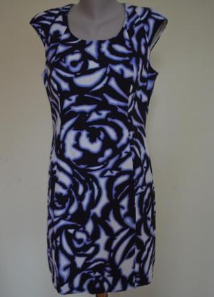 Красивое платье немецкого бренда из котона