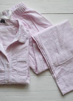 Фланелевая пижама love to lounge primark