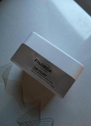 Крем от морщин filorga time-filler запаян но просрочен на 9 месяцев(бесплатно)