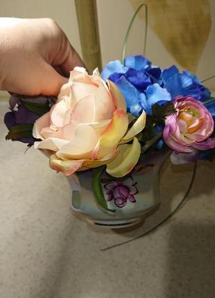 Вазочки под цветы