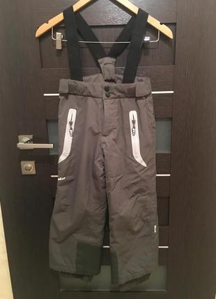 Лыжные /лижні зимові штаны/комбінезон