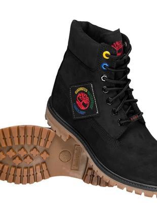 Timberland premium waterproof  boots ботинки тимбы 47 нубук