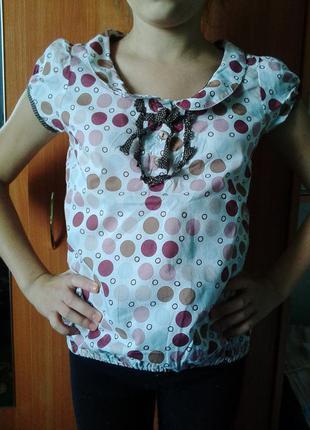 Блузка next