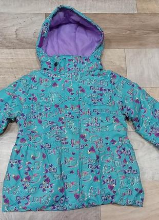 Термо курточка, лыжная куртка rodeo c&a
