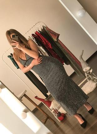 Шикарна вечірня сукня